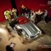 Hollywood's Love Affair with Luxury: Photographing the Mercedes-Benz SL Launch Event