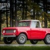 The Wayback Machine-Shooting the 1962 IH Scout 80