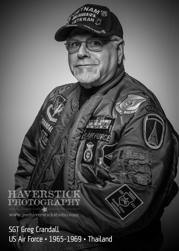 Gary Crandall-Faces of Freedom Project