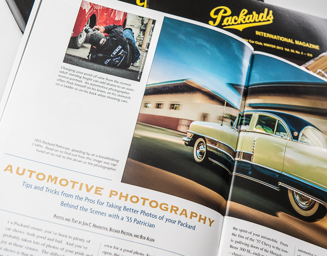 Packards International Magazine Article