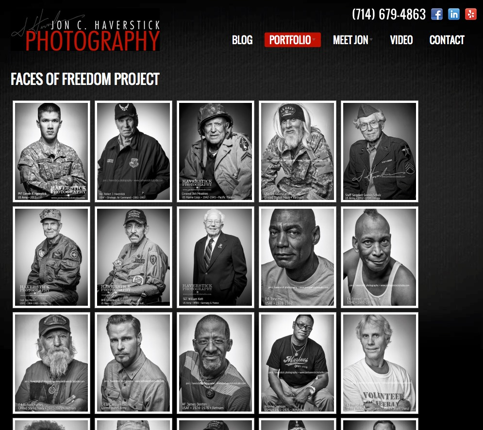 Faces of Freedom Project-JCHP