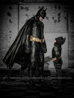 Smile-X Mini-Me-JCHP-8365-Batman and Batman Jr