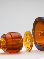 Product photography-assorted machine parts