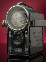 product photography - vintage film camera