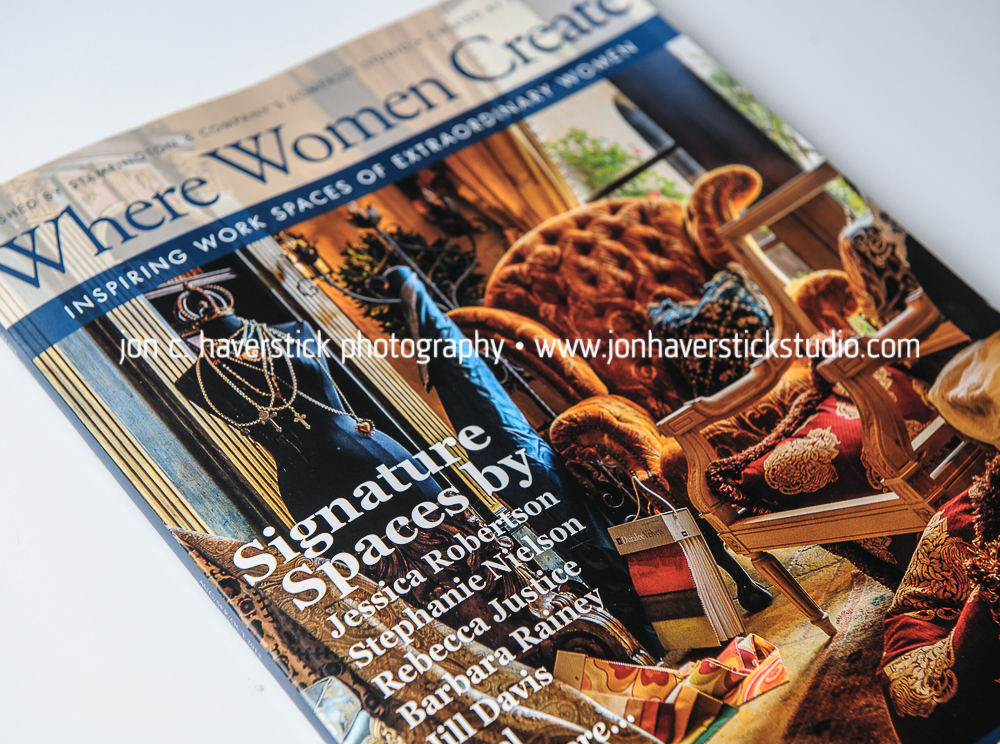 Where Women Create Magazine-Autumn 2014