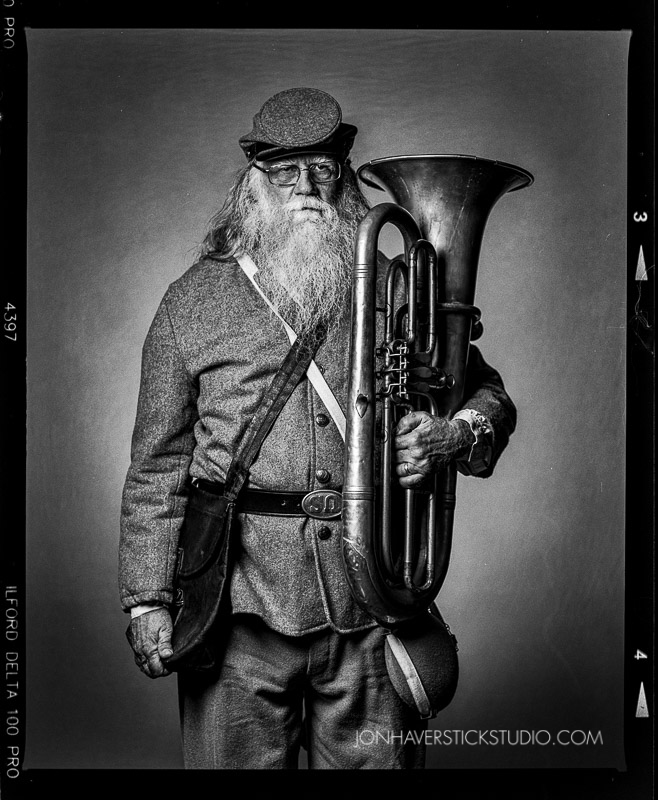 Civil War Portrait-Jon C Haverstick Photography-06